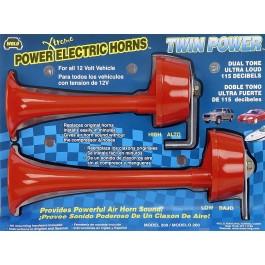 Model 200 / Twin Power® 115 Decibels 520/430 Hz