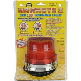 Model 3010-R Hawkeye® Red Lens 12-Volt Magnet Mount