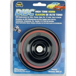 Model 305 2t Disc Horn 12 Volt 115 Decibels 420 Hz Two