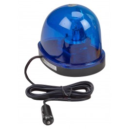 Model 3205-B Emergency 1® Blue Lens 12-Volt Magnet Mount