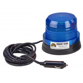 Model 3305-B Bright Star™ Blue Lens 12-Volt Magnet Mount