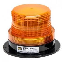 Model 3350P-A Bright Star™ Amber Lens 12-110-Volt Permanent Mount