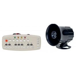 Model 336/REF Juke Box® 12-Volt 105 Decibels Electronic Musical Horn