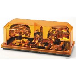 Model 3500P-A   Priority® 1 Amber Lens Permanent Mount Halogen
