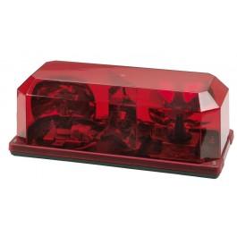 Model 3510P-R   Priority® 1 Red Lens Permanent Mount Halogen