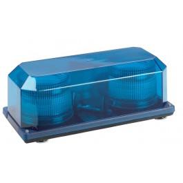 Model 3705M-B Priority® 2 Blue Lens 12-24 Volt Magnet Mount Strobe