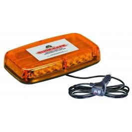 Model 3720M-A Sure Safe® Amber Lens 12-Volt Magnet Mount GEN 3 technology