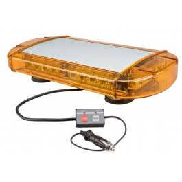 Model 3770M-A Outer Limits® Amber Lens 12-Volt Magnet Mount GEN 3 technology
