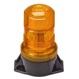 Model 3930-A Lightning Bright® 2 GEN 3 LED Amber Lens 12-24-Volt Permanent Mount