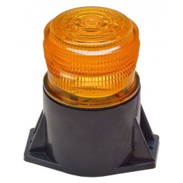Model 3950-A Lightning Bright® LB GEN 3 LED Amber Lens Permanent Mount