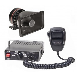 Model 4000-2 / Alert 4000-2 80-Watt Electronic Siren & Speaker