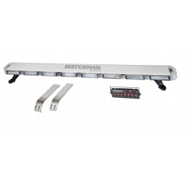 Watchman® Model 7830-R Clear Lens Linear Red LED'S