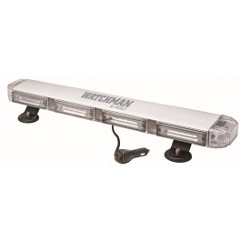 Model 7824MP-A Clear Lens Linear Amber LED'S