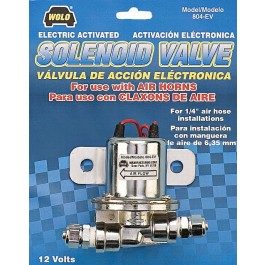 Model 804-EV / 12-Volt Electric Solenoid Air Valve