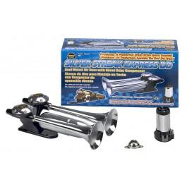 Model 836-24 Silver Streak® DD 24-Volt 119 Decibels 376/383 Hz