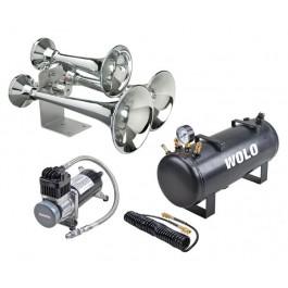 Model 837-858 Cannon Ball Express® PRO 12-Volt 152 Decibels 307/347/440 Hz