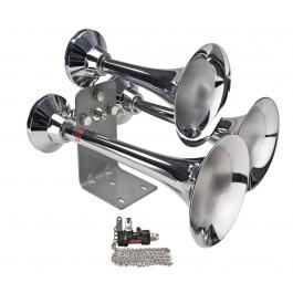Model 839-858 Cannon Ball Express® Lanyard Valve 152 Decibels 307/347/440 Hz