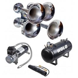Model 877-860 Quadraphonic Express™ PRO PLUS 12-Volt 153 Decibels 307/307/347/440 Hz