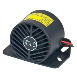Model BA-500 <b/>Intelligent Alarm® Back-Up Alarm  12-48 Volt 98-112 Decibel