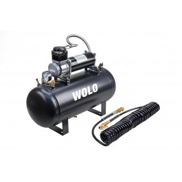 Model 860 AIR RAGE® Heavy-Duty Compressor &  5-Gallon Tank