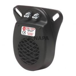 NAPA Model 730-1075 Heavy-Duty Back-Up Alarm  12-Volt 97 Decibel