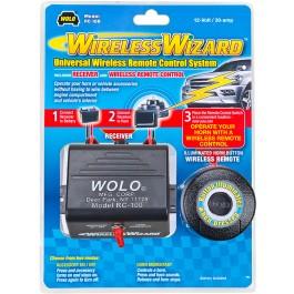 Model RC-100 WIRELESS WIZARD™ Universal Wireless Remote Control System
