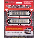 Model 8050-A LED GRILL & SURFACE MOUNT EXPANSION PACK