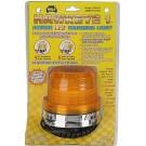 Model 3000-A Hawkeye® Amber Lens 12-Volt Magnet Mount