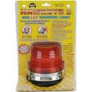 Model 3010-R Hawkeye® Red Lens 12-Volt Magnet Mount