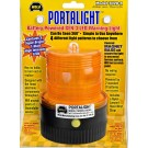 Model 3020-A Portalight® Amber Lens Battery Powered Warning Light