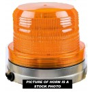 Model 3050-A REF B-Seen® Amber Lens 12-Volt Magnet Mount