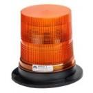 Model 3060P-A Apollo® 1 Amber Lens 12-100 Volt Permanent Mount