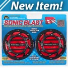 Model 308-2T   Sonic Blast® 12-volt 118 Decibels   335/400 Hz Two Terminal