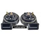 Model 380-2T/385-2T/REF   FULL BLAST®   12-Volt 115 Decibels 410/510 Hz  Two Terminal