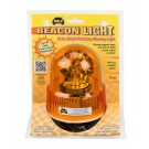 Model 3100-A Beacon Light® Amber Lens 12-Volt Magnet Mount