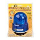 Model 3105-B/REF Beacon Light® Blue Lens 12-Volt Magnet Mount