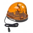 Model 3200-A Emergency 1® Amber Lens 12-Volt Magnet Mount