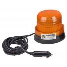 Model 3300-A Bright Star™ Amber Lens 12-Volt Magnet Mount
