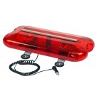 Model 3560M-R Wolo-Aurora® Red Lens  12-Volt Magnet mount Halogen