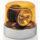 Model 3600-A Power Beam™ Amber Lens 12-Volt Permanent Mount