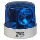 Model 3605-B Power Beam™ Blue Lens 12-Volt Permanent Mount