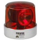 Model 3610-R Power Beam™ Red Lens 12-Volt Permanent Mount