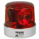 Model 3610-R Power Beam™ Red Lens 12-Volt Permanent Mount