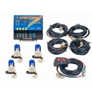 Model 8004-5BBBB  LIGHTNING®  4 Blue Strobe Bulbs