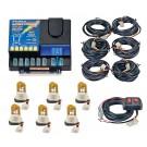 Model 8006-4-6A  LIGHTNING® PLUS  6 Amber Strobe Bulbs