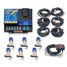 Model 8006-7-6B  LIGHTNING® PLUS  6 Blue Strobe Bulbs