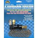 Model 803-LV   Manual Lanyard Air Valve