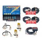 Model 8104XL-2CCAA  LIGHTNING® XL  2 Clear - 2 Amber Strobe Bulbs
