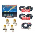 Model 8104XL-3AAAA  LIGHTNING® XL  4 Amber Strobe Bulbs