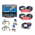 Model 8104XL-4CCBB  LIGHTNING® XL  2 Clear - 2 Blue Strobe Bulbs